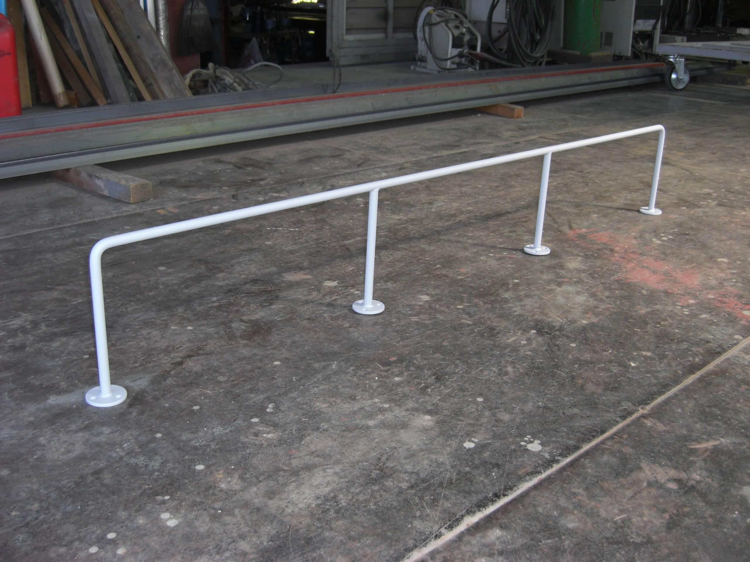 ロフトの柵を製作しました